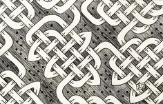 www.lucas2d.com #sketch #sketchbook #draw #drawing #ink #illustration #pattern #doodle #celtic #print #celta #knot #blackwork #black #no #rope #tangle #lines #natural #artwork #beautiful #rapport #shadow #square #love #fun #graphic #design #desenho #art