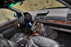In der Mercedes-Szene ist Bernard Marijanovic als Experte für die Baureihe W140 bestens bekannt. Er betreibt das Forum www.w140forum.de,