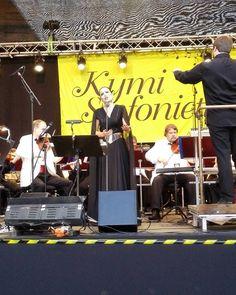 Tarja Turunen classical concert with the Kymi Sinfonietta live at Kouvola, Finland,19/08/2016 #tarja #tarjaturunen #tarjalive PH:  Meeri Tuulia Puustelli https://www.instagram.com/meerituuliaa/