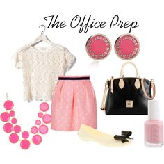 The Office Prep, created by marissa-p-h