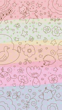 *⋆✿wallpaper kawaii iPhone5