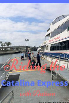 Riding the Catalina
