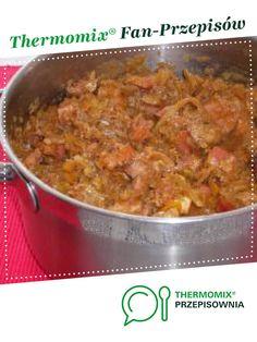 Lekki bigos jest to przepis stworzony przez użytkownika gabi49. Ten przepis na Thermomix<sup>®</sup> znajdziesz w kategorii Inne dania główne na www.przepisownia.pl, społeczności Thermomix<sup>®</sup>. Hunters Stew, A Food, Food And Drink, Dried Plums, Food Names, Kielbasa, Polish Recipes, Food Containers, The Dish