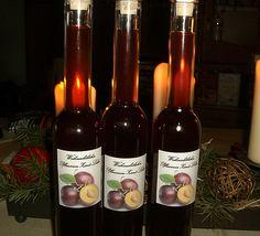 Selbst gemachter weihnachtlicher Pflaumen - Zimt - Likör, ein sehr leckeres Rezept aus der Kategorie Likör. Bewertungen: 15. Durchschnitt: Ø 4,5.