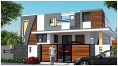 17 Ideas Exterior House Design Front Elevation For 2019