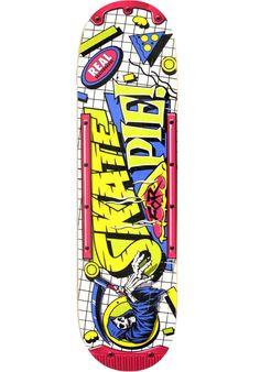 Real Skate-For-Pie-Slick - titus-shop.com  #Deck #Skateboard #titus #titusskateshop