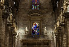 ERCO - Discovering light - Report - Relighting of Milan Cathedral