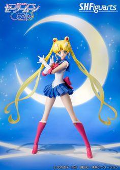 """sailor moon crystal"" ""sailor moon"" ""sailor moon figure"" ""sailor moon toys"" ""sailor moon merchandise"" ""sailor moon collectibles"" ""s.h. figuarts"" anime japan figure shop 2017 bandai"