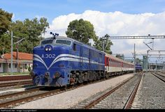 RailPictures.Net Photo: A302 OSE Hellenic Railways ALCO DL500 at Athens, Greece by MarkT