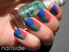Nailside: cute manicure