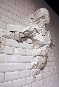 installations by graziano locatelli