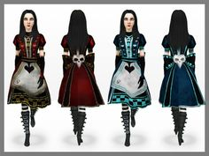 Alice The Madness Returns. This was an awesome game!