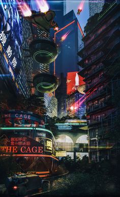 The Cage by Yasser Elkhodeiry   Sci-Fi   3D   CGSociety