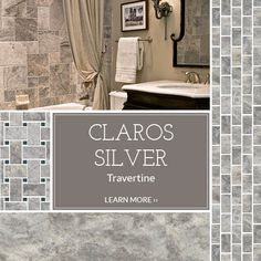 Home Depot Financing Kitchen Remodel Cabinets Pulls I Think This Is Claros Silver Travertine, The Sequel ...