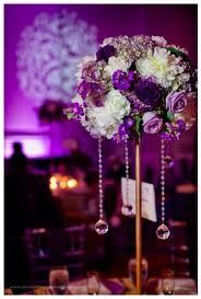 Purple lavender and white