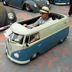 Microbus #VW unique ride