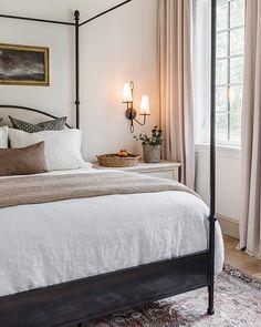 Home Bedroom, Bedroom Decor, Master Bedrooms, Bedroom Inspo, Bedroom Inspiration, Master Bathroom, Bedroom Furniture, Bedroom Ideas, Style Inspiration