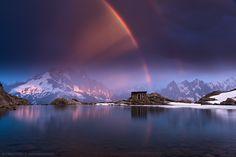 Unexpected Lightshow - Tobias Ryser Photography
