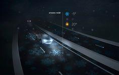 intelligent interactive highway by studio roosegaarde + heijmans - designboom | architecture & design magazine