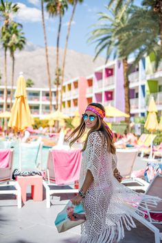 Is there anything better than a girls getaway? It easily ranks up at the top of my favorite things list, and this fun and fabulous look into Gal Meets Glam and Packed Party's time in Palm Springs from Vero Suh Photography has me aching to plan