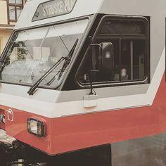 #lackoj #train to #strbskepleso #zsr #hornysmokovec #hightatras #slovakia