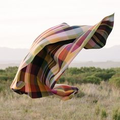 The Mungo Vrou-Vrou is a bold statement in textile design. Chameleon-like, no two folds appear the same Cotton Throws, Guest Towels, Charcoal Color, Textile Design, Vibrant Colors, Textiles, Pure Products, Blanket, Chameleon