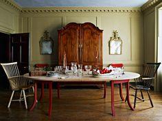 Dining room, London