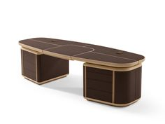 Tycoon Table by Giorgetti on ECC