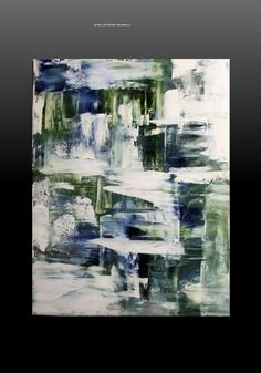 Original Abstract Painting on Canvas 16x20 Artist by Jillsfineart, $69.00