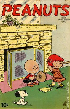 peanuts cartoon