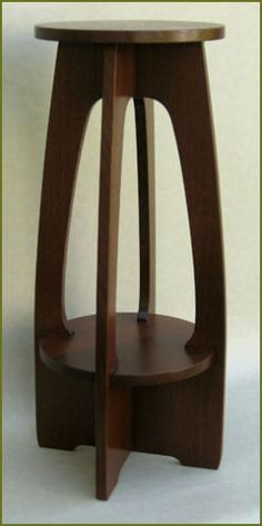 Fern-Stand-Plans-Stickley-Limbert-Mission-Arts-and-Crafts-Furniture-Plans