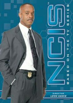 NCIS Director Leon Vance portrayed by Rocky Carroll Ncis Series, Serie Ncis, Ncis Los Angeles, Criminal Minds, Chicago Fire, Best Tv Shows, Favorite Tv Shows, Cops Tv, Ncis Stars
