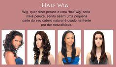 Black Wig Brasil: Half wig, será tão bom quanto os outros métodos ??
