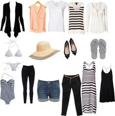 Stylish Packing List for South East Asia - The Stylish Travel Too