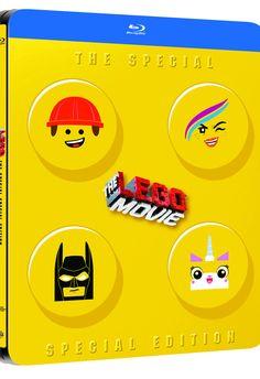 SallesObscures.com - Concours La Grande Aventure Lego: Gagnez des steelbook…