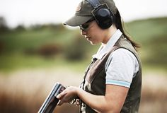 Having picked up a gun for the first time at her parents shooting ground in 1998, Charlotte Kerwood has risen through the international ranks to become the British Women's Number 1 in the Olympic Trap shooting discipline.