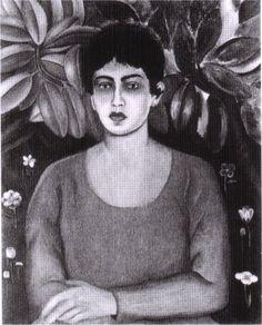 Portrait of Lupe Marín, 1929 Frida Kahlo - WikiArt.org