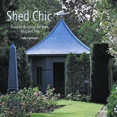 Shed Chic: Outdoor Buildings for Work, Rest, and Play Sally Coulthard 0789318601 9780789318602 The whimsical. Like a treehouse, everyone is enchanted by the idea of having a garden shedones very own private retreat. Whether a room Outdoor Sheds, Outdoor Fun, Outdoor Spaces, Outdoor Gardens, Outdoor Living, Porches, Garden Structures, Outdoor Structures, Shed Images