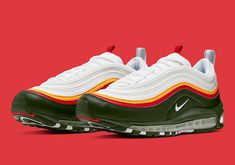 best service 2be8b 7630d A Mix Of Ratatouille Colors Appears On The Nike Air Max 97