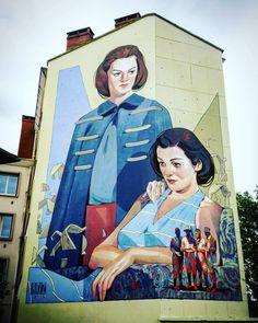 #Aryz @mr_aryz au 2 bd de la Méditerranée #Toulouse pour @rose.beton #RoseBéton #RoseBeton #festivalrosebéton #ByToulouse #visitezToulouse #igerstoulouse #tourismemidipy