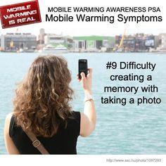 Mobile Warming Symptoms - www.mobilewarming.net
