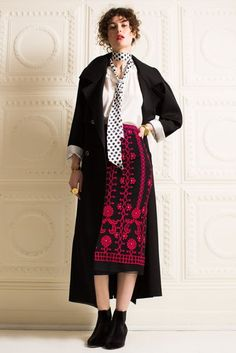 Temperley London Autumn/Winter 2016 Pre-Fall Collection | British Vogue