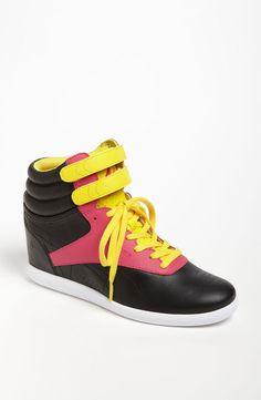 de397cf2eb6 I love Alicia Keys sneakers! Reebok  Freestyle Hi Wedge A. Keys  Sneaker ( Women)(Nordstrom Exclusive) available at Nordstrom