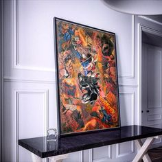 """When the world ends there will be THREE left standing."" - #circe    #CREATIVE TEAM: #robwilliams @guillem_march @tomeu_morey @socialmyth  #paulkaminski #eddieberganza    #dc #comics #dcrebirth #superman #batman #wonderwoman #comicart #dcuniverserebirth #justiceleague #superheroes #comic #firstedition #collageart #decoupage #handmade #etsyshop #comic2canvas #upcycle #montreal #theflash"