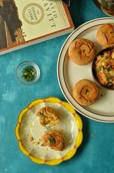 The eternal favourite – Fiery hot Litti with spicy tomato, potato or eggplant chokha
