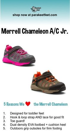 e4023c22ae76 Sturdy outdoor toddler sneakers  merrell  toddler