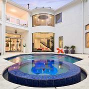 Luxury Pool Frisco