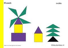 Dropbox - Link not found Cube Pattern, Pattern Blocks, Tot School, Origami, Mosaic, Preschool, Letters, Shapes, Geometric Form