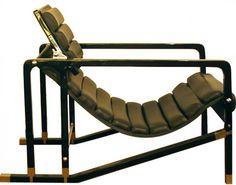 Transat Armchair by Eileen Gray