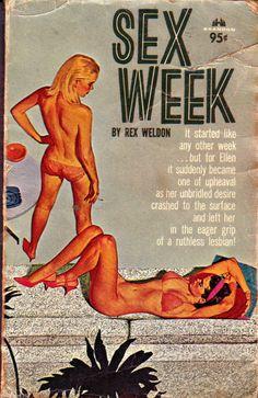 Sex Week (oh Ellen!) - Brandon House Books No. 923 1965